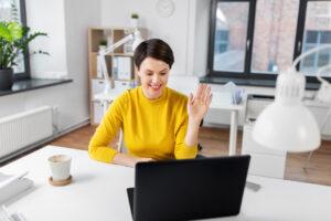 Příprava na online pohovor je předpokladem toho jak uspět na pohovoru