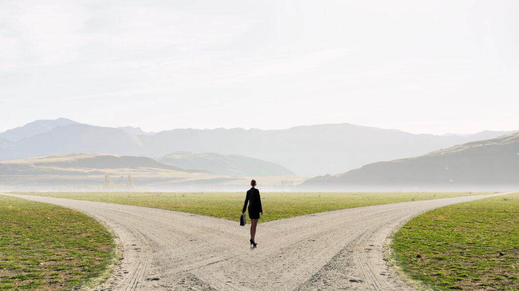 Když člověk přemýšlí o změně kariéry nebo oboru práce, je dobré se poradit s odborníkem.