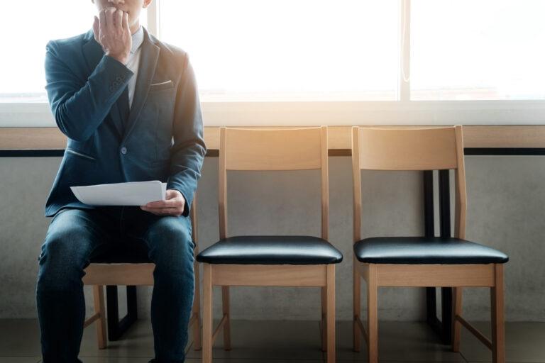Obavy a nervozita z pracovního pohovoru