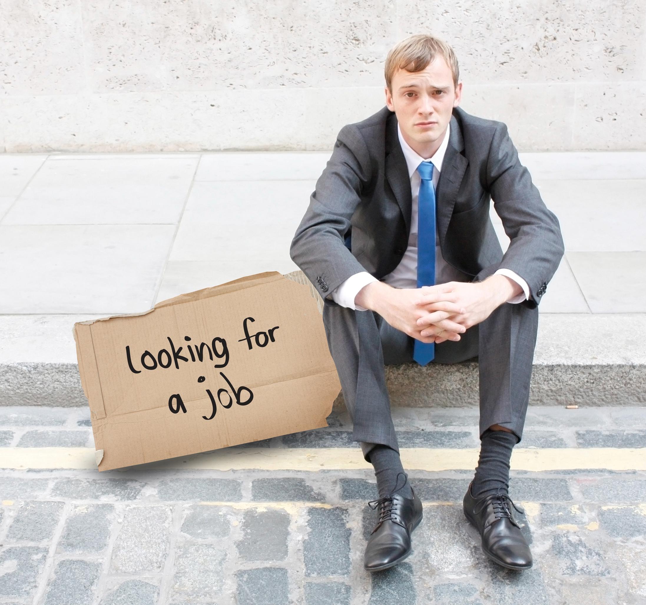 Při hledání práce je potřeba být aktivní